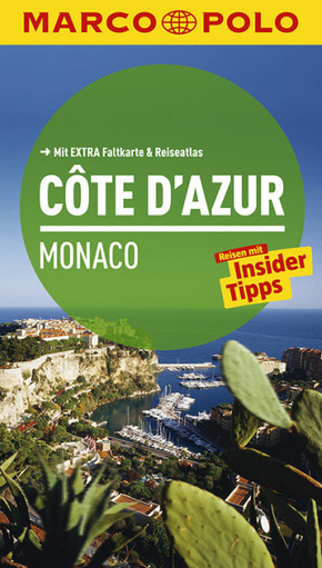 Marco Polo Reiseführer Cote d' Azur, Monaco