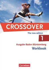 Crossover - Baden-Württemberg - B1/B2: Band 1 - 11. Schuljahr