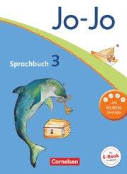 Jo-Jo Sprachbuch, Allgemeine Ausgabe, Neubearbeitung: 3. Schuljahr, Schülerbuch