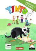 TINTO, Neubearbeitung: 1. Schuljahr, Arbeitsheft 1 Schreiben m. CD-ROM, Grüne Ausgabe