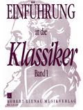 Einführung in die Klassiker, Klavier - Bd.1