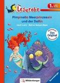 Pimpinella Meerprinzessin und der Delfin