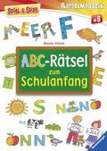 ABC-Rätsel zum Schulanfang