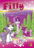 Filly Unicorn. Mal- und Rätselspaß