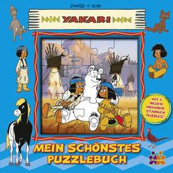 Yakari: Mein schönstes Puzzlebuch