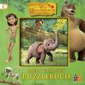 Dschungelbuch: Mein großes Puzzlebuch