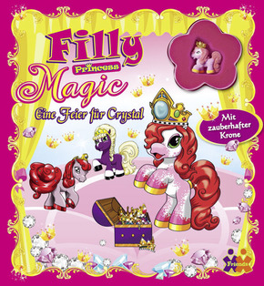 Filly Princess, Magic, Eine Feier für Crystal (Mit Filly Figur Crystal)