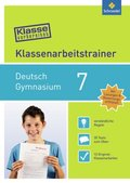 Klasse vorbereitet - Gymnasium: Klassenarbeitstrainer Deutsch 7