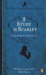 A Study in Scarlet - Eine Studie in Scharlachrot, englische Ausgabe