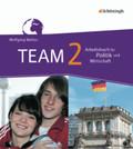 TEAM, Ausgabe Realschulen und Gesamtschulen Nordrhein-Westfalen, Neubearbeitung: 7./8. Schuljahr, Schülerbuch; Bd.2