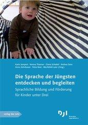 Die Sprache der Jüngsten entdecken und begleiten, 2 Bde. m. DVD