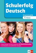 Schulerfolg Deutsch, Grammatik; 7. Klasse