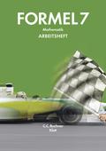 Formel - neu, Mathematik für Hauptschulen in Bayern: 7. Schuljahr, Arbeitsheft