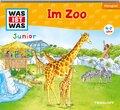 Im Zoo, 1 Audio-CD - Was ist was junior