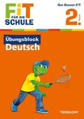 Übungsblock Deutsch, 2. Klasse