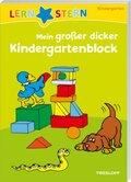 LERNSTERN Mein großer dicker Kindergarten-Block