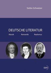 Deutsche Literatur - Klassik, Romantik, Realismus