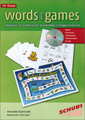 Words and Games 1st Grade, m. CD-ROM