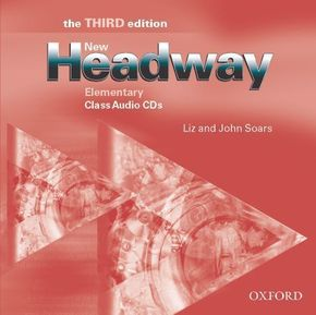 New Headway, Elementary: 2 Class Audio-CDs