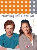 Notting Hill Gate, Ausgabe 2007: 10. Schuljahr, Textbook (Basic Course); Bd.6B