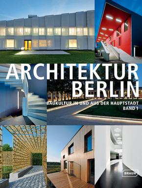 Architektur Berlin - Bd.1