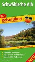 3in1-Reiseführer Schwäbische Alb
