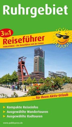 3in1-Reiseführer Ruhrgebiet