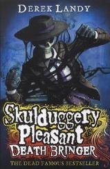 Skulduggery Pleasant - Death Bringer
