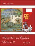 Hanseakten aus England. 1275 bis 1412
