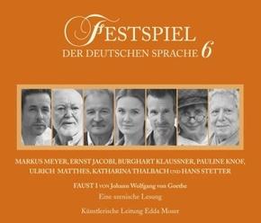 Festspiel der deutschen Sprache, 2 Audio-CDs - Tl.6