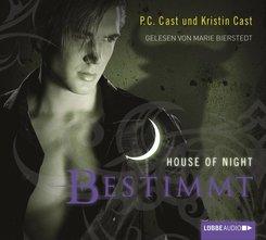 House of Night - Bestimmt, 5 Audio-CDs