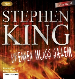 Brennen muss Salem, 3 MP3-CDs