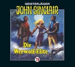 Geisterjäger John Sinclair - Die Werwolf-Elite, 1 Audio-CD - Tl.1