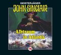 Geisterjäger John Sinclair - Albtraum in Atlantis, 1 Audio-CD