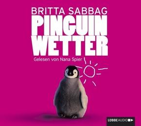 Pinguinwetter, 4 Audio-CDs