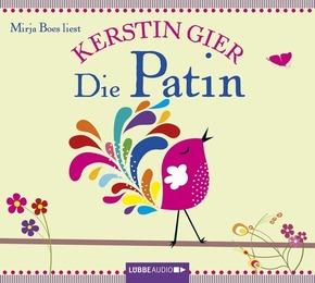 Die Patin, 4 Audio-CDs