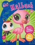 Littlest PetShop, Malbuch