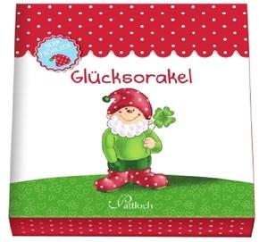 Herr Fröhlich: Glücksorakel, Orakelkarten
