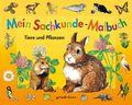 Mein Sachkunde-Malbuch Tiere und Pflanzen (orange)
