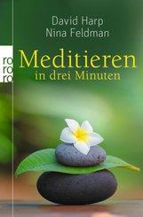 Meditieren in drei Minuten