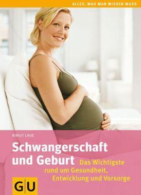 Schwangerschaft und Geburt