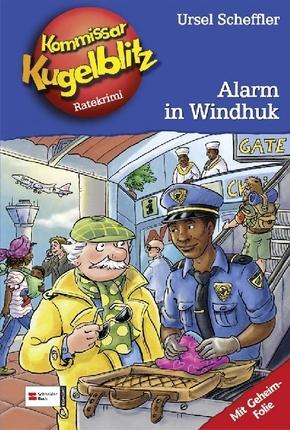 Kommissar Kugelblitz - Alarm in Windhuk