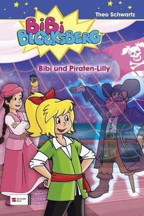 Bibi Blocksberg - Bibi und Piraten-Lilly