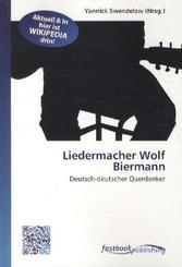Liedermacher Wolf Biermann