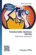 Fotokünstler Andreas Gursky