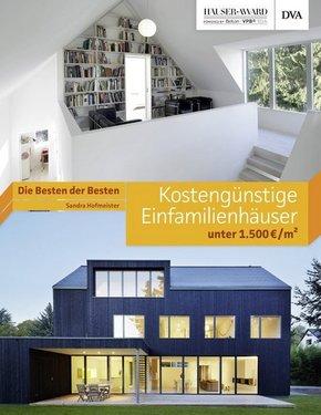 Kostengünstige Einfamilienhäuser unter 1.500/m²