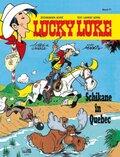Lucky Luke - Schikane in Quebec