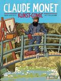 Claude Monet, Kunst-Comic