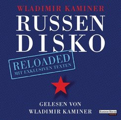 Russendisko Reloaded, 2 Audio-CDs