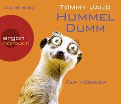 Hummeldumm, 5 Audio-CDs